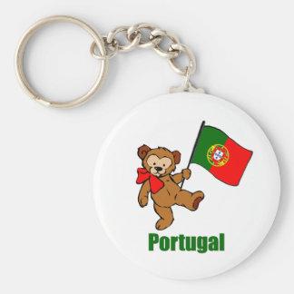 Porte-clés Porte - clé d'ours de nounours du Portugal