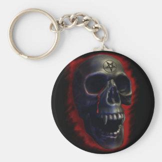 Porte-clés Porte - clé du crâne 1 de démon