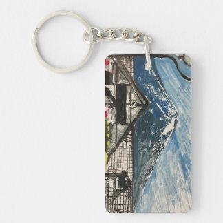 Porte-clés Porte - clé du mont Fuji Japon
