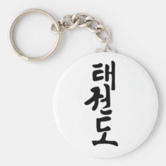 Porte-clés Porte - clé du Taekwondo