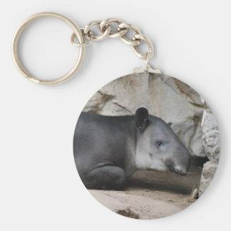 Porte-clés Porte - clé du tapir de Baird
