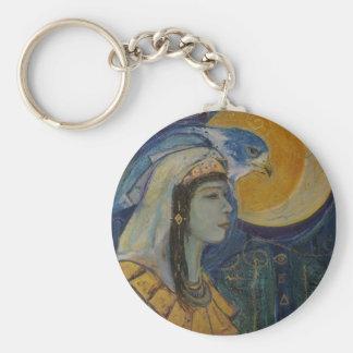 Porte-clés Porte - clé égyptien de déesse de faucon