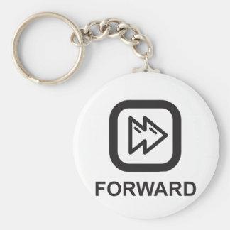 Porte-clés Porte - clé en avant d'icône
