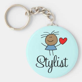 Porte-clés Porte - clé ethnique de styliste