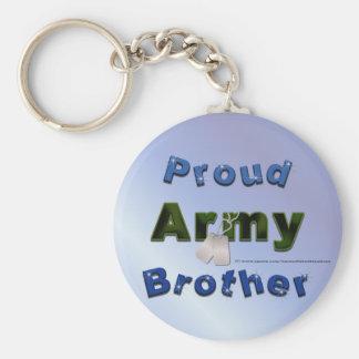 Porte-clés Porte - clé fier de frère d'armée