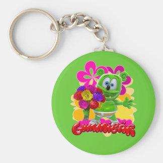 Porte-clés Porte - clé floral de Gummibär