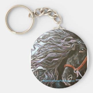 Porte-clés Porte - clé frison sauvage