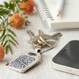 Porte-clés Porte - clé génial de perles