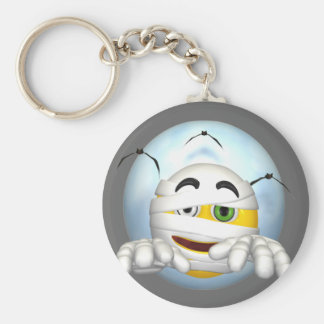 Porte-clés Porte - clé heureux de maman de visage