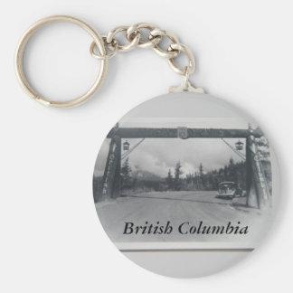 Porte-clés Porte - clé historique de Colombie-Britannique