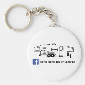 Porte-clés Porte - clé hybride de camping de remorque de
