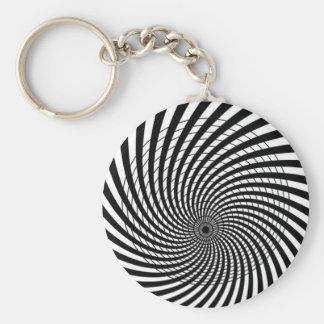 Porte-clés Porte - clé hypnotique