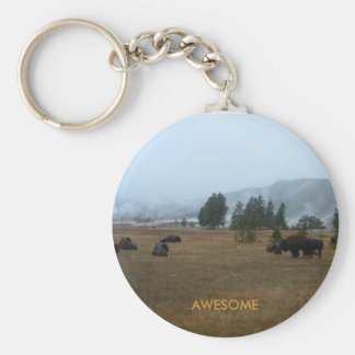 Porte-clés Porte - clé impressionnant de Buffalo