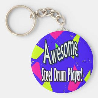 Porte-clés Porte - clé impressionnant de joueur de tambour