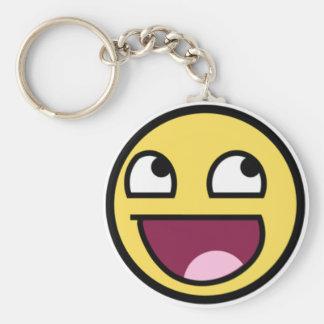 Porte-clés Porte - clé impressionnant de visage