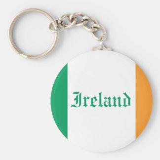 Porte-clés Porte - clé irlandais de drapeau