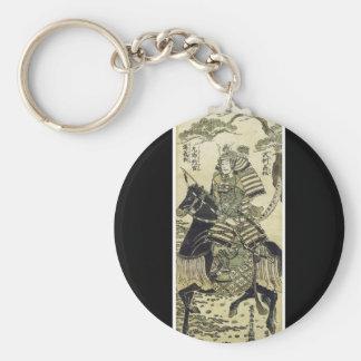 Porte-clés Porte - clé japonais antique d'art