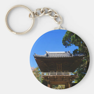 Porte-clés Porte - clé japonais de l'entrée #4 de jardin de