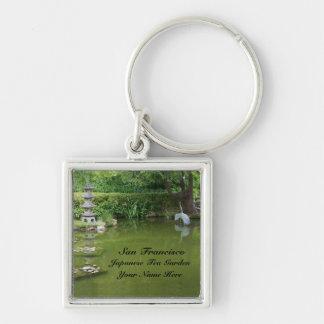 Porte-clés Porte - clé japonais de prime de l'étang #2 de