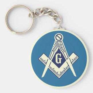 Porte-clés Porte - clé maçonnique