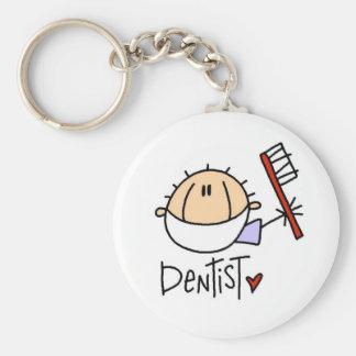 Porte-clés Porte - clé masculin de dentiste