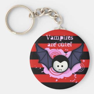 Porte-clés Porte - clé mignon de vampire