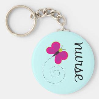 Porte-clés Porte - clé mignon d'infirmière