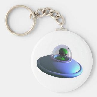 Porte-clés Porte - clé mignon d'UFO de Lil
