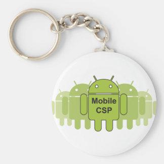 Porte-clés Porte - clé mobile de CSP