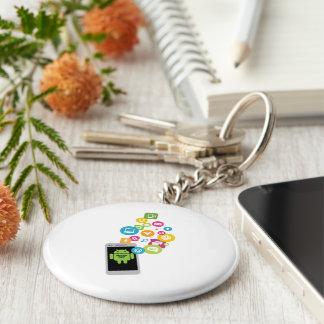 Porte-clés Porte - clé mobile de CSP $$etAPP