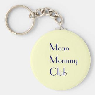 Porte-clés Porte - clé moyen de club de maman