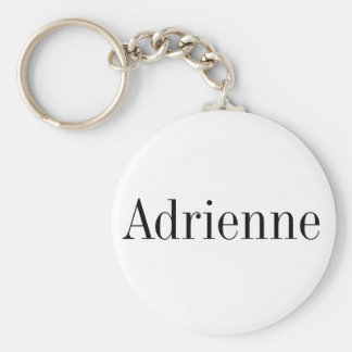 Porte-clés Porte - clé nommé d'Adrienne