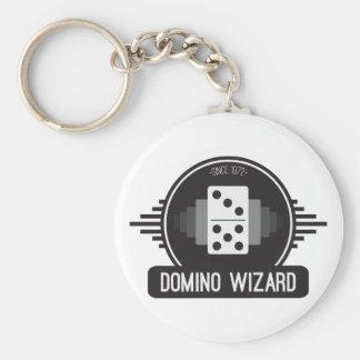 Porte-clés Porte - clé officiel de bouton de magicien de