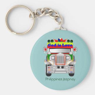 Porte-clés Porte - clé - Philippines Jeepney