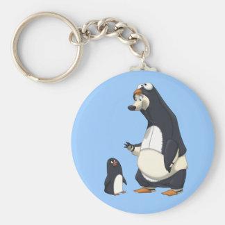 Porte-clés Porte - clé polaire de pingouin