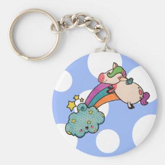 Porte-clés Porte - clé potelé de Pegasus
