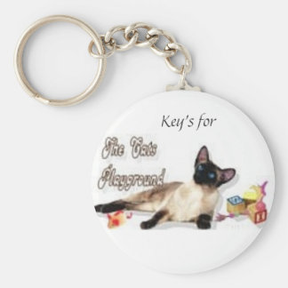 Porte-clés Porte - clé pour un Catlover