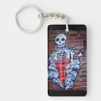 Porte-clés Porte - clé punk élégant