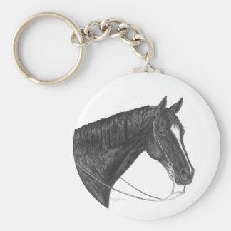 Porte-clés Porte - clé quart américain de cheval
