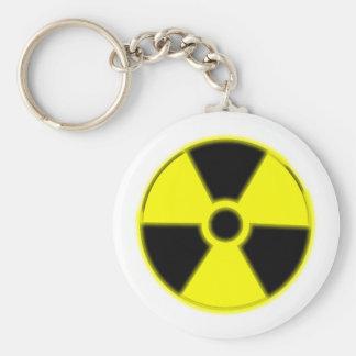 Porte-clés Porte - clé radioactif