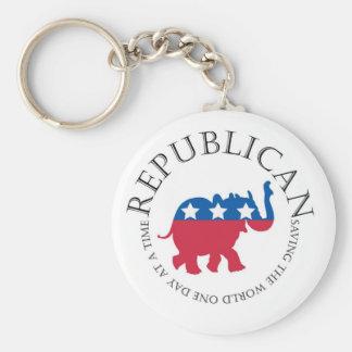 Porte-clés Porte - clé républicain
