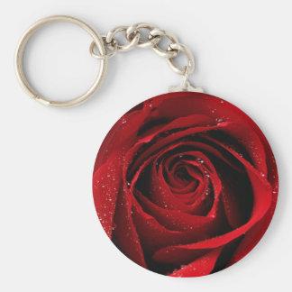 Porte-clés porte - clé rose