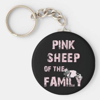 Porte-clés Porte - clé rose de Blck de moutons