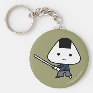 Porte-clés Porte - clé - samouraï de RiceBall - GoldBack