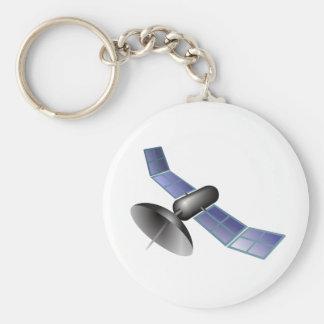 Porte-clés Porte - clé satellite