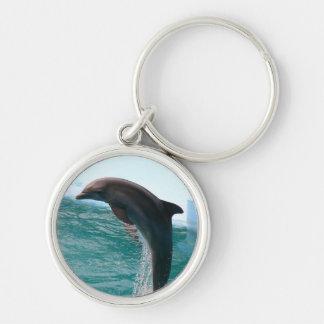 Porte-clés Porte - clé sautant de dauphin