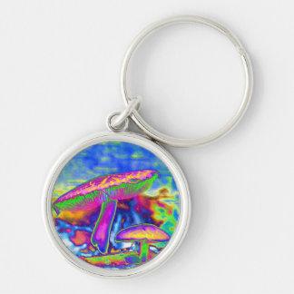 Porte-clés Porte - clé Trippy hippie de Dippie 'Shrooms