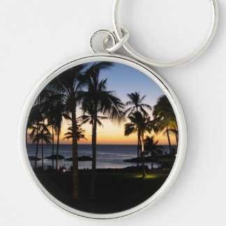 Porte-clés Porte - clé tropical de destination