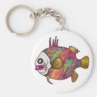 Porte-clés Porte - clé tropical de poissons - 18