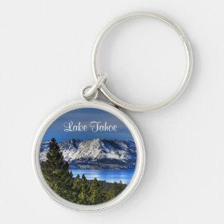 Porte-clés Porte - clé vert de baie du lac Tahoe la